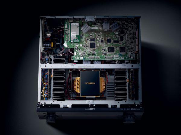 Yamaha RX-A2040 házimozi erősítő belső
