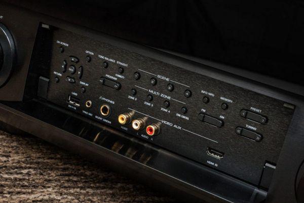 Yamaha RX-A3060 házimozi erősítő
