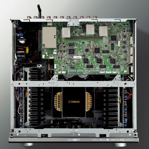 Yamaha RX-A3060 házimozi erősítő belső