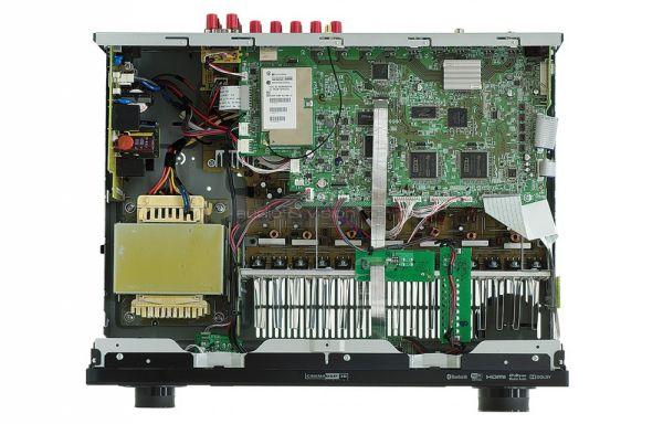 Yamaha RX-A850 házimozi erősítő belső