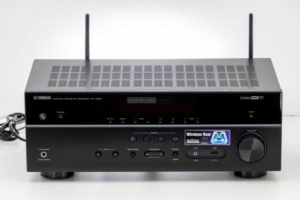 Yamaha RX-V485 házimozi erősítő