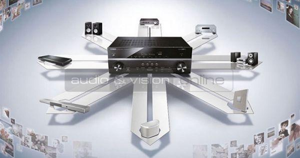 Yamaha RX-V581 házimozi erősítő MusicCast
