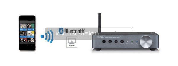 Yamaha WXA-50 Bluetooth hifi erősítő
