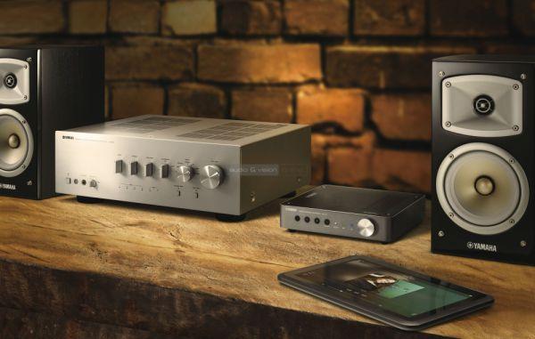 Yamaha WXC-50 MusicCast hifi előfok