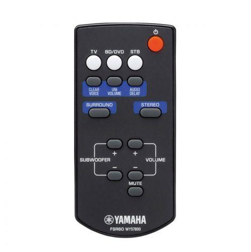 Yamaha YAS-101 távvezérlő