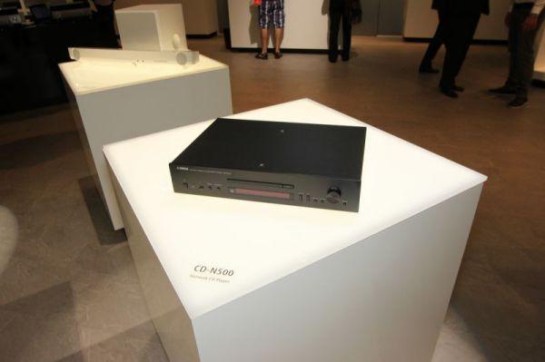 Yamaha CD-N500 CD-lejátszó IFA 2012