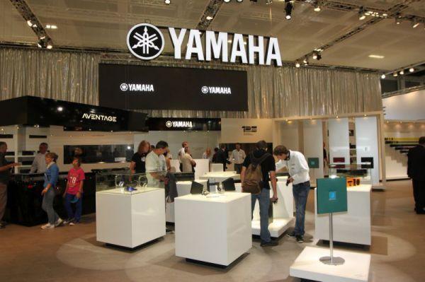 Yamaha stand IFA 2012