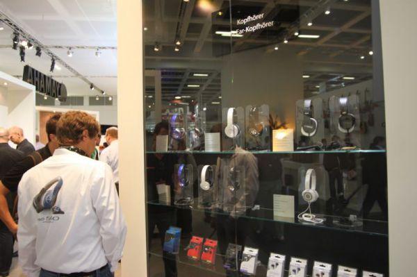 Yamaha fejhallgatók IFA 2012
