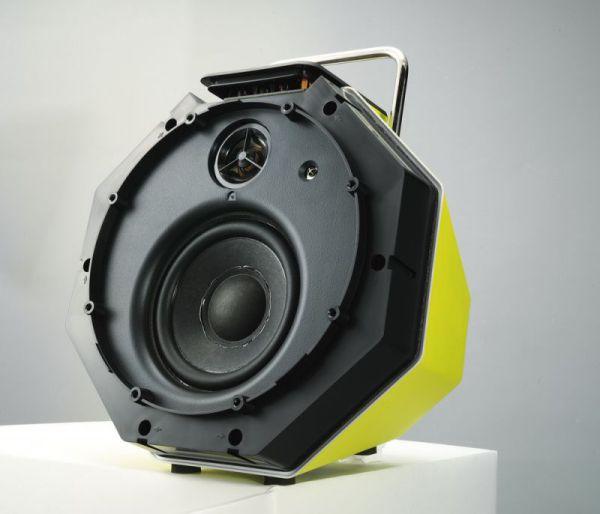 Yamaha PDX-11 iPod dokkoló hangrendszer hangszórói