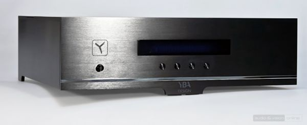 YBA WA202 integrált sztereó erősítő