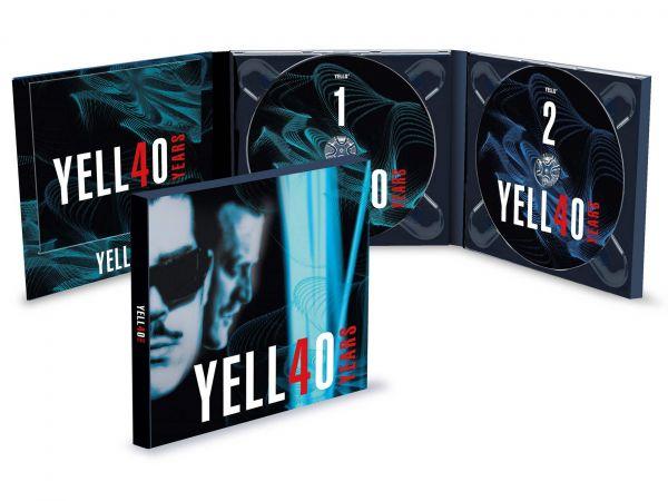 Yello Yell40 Years 2 CD