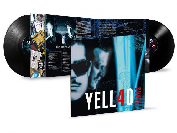 Yello Yell40 Years 2 LP