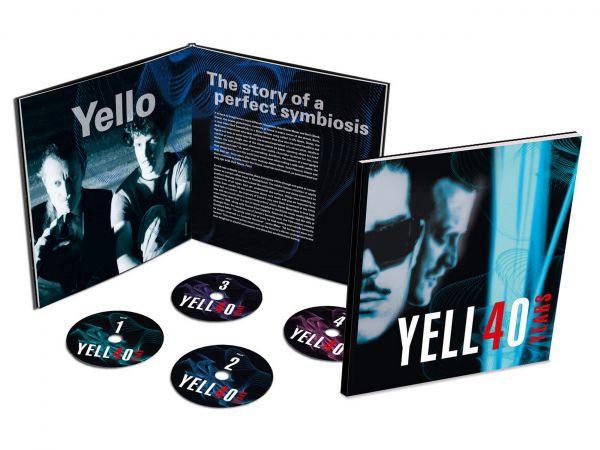 Yello Yell40 Years 4 CD
