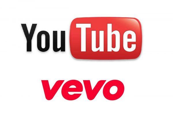 YouTube vevo