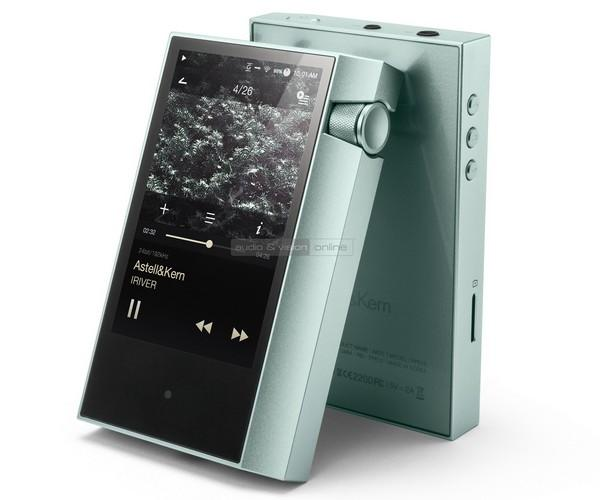 Astell and Kern AK70 mobil audio lejátszó