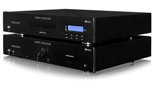 Audio Analogue Crescendo hifi