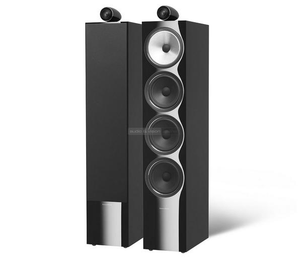 Bowers Wilkins 702 S2 hangfal
