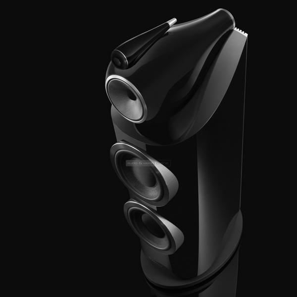 Bowers & Wilkins 800 D3 high end hangfal