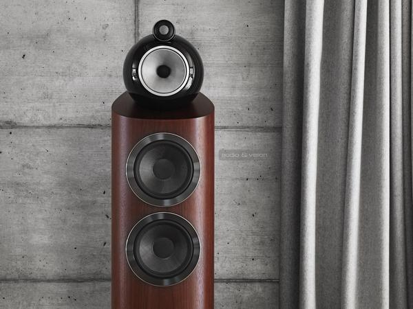 Bowers Wilkins 803 D3 high end hangfal