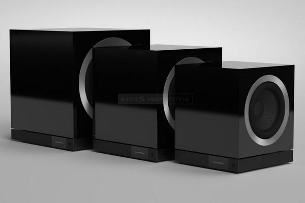 Bowers & Wilkins DB Series mélyládák
