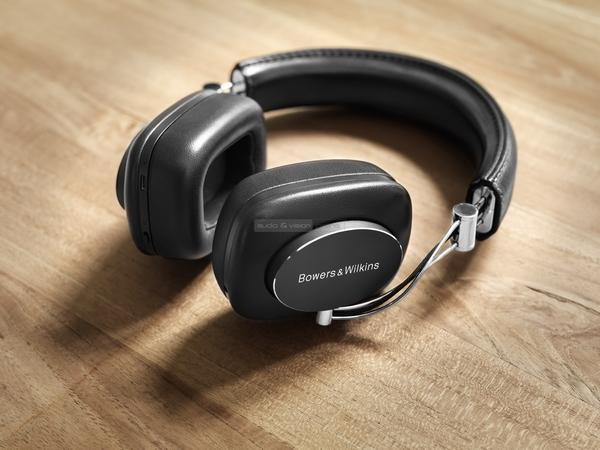 Bowers & Wilkins P7 Wireless Bluetooth fejhallgató