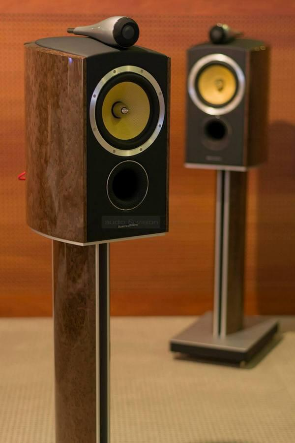 Bowers & Wilkins 805 Maserati Edition hangfal