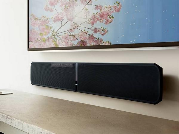 Bluesound PULSE SOUNDBAR soundbar