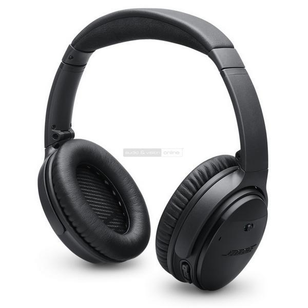 Bose QuietComfort 35 Bluetooth fejhallgató 87de71d4e6