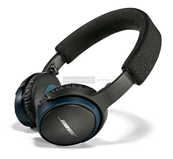 Bose SoundLink on-ear Bluetooth fejhallgató
