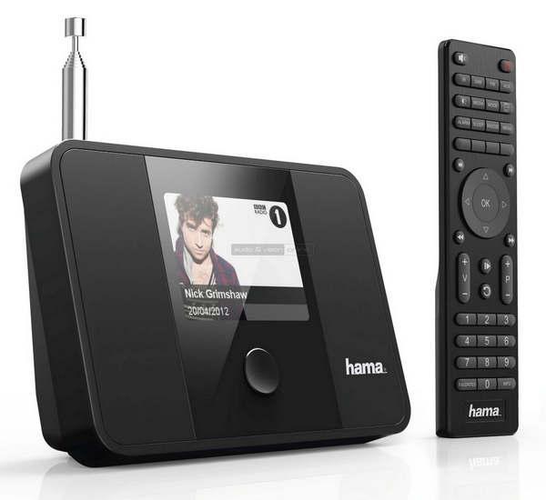 Hama DIT1000MBT digitális rádió 068c183b69