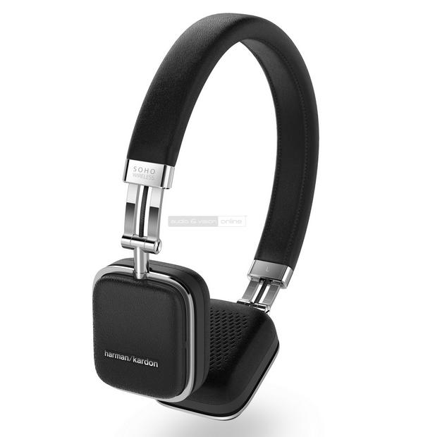 Harman Kardon Soho Wireless Bluetooth fejhallgató