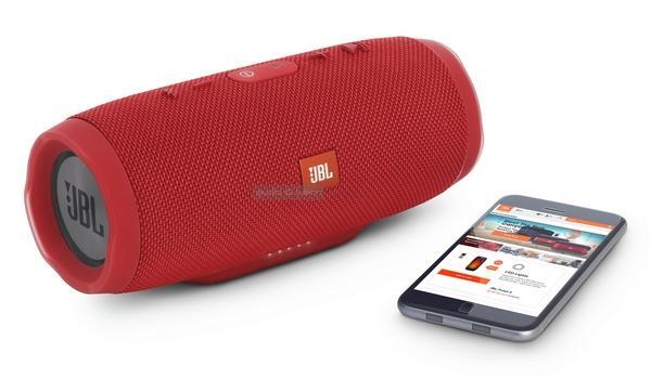 JBL Charge 3 Bluetooth hangszóró A hordozható hangrendszerek koronázatlan  ... d9fe0446c0