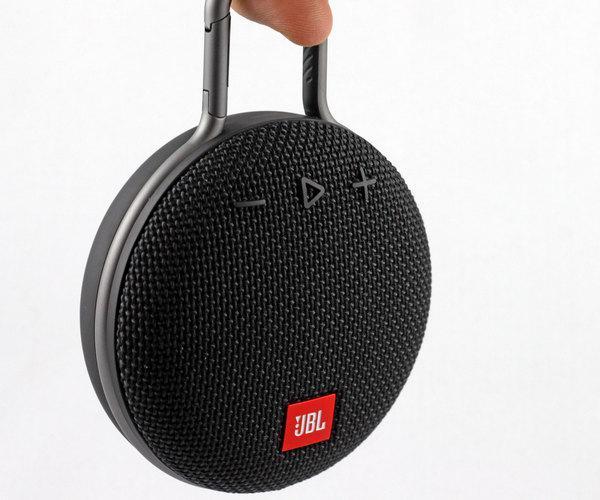 JBL Clip 3 vízálló Bluetooth hangszóró 5c4015fd56