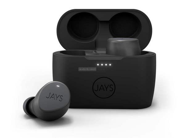 Jays m-Seven True Wireless Bluetooth fülhallgató