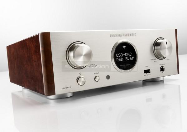 Marantz HD-DAC1 fejhallgató erősítő 345bedb52b