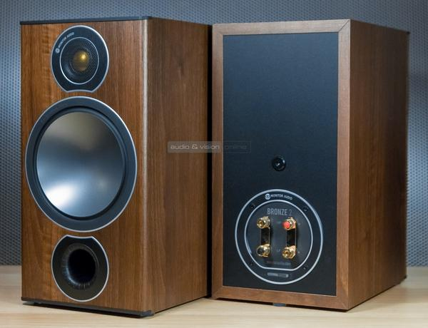 Monitor Audio Bronze 2 hifi hangfal
