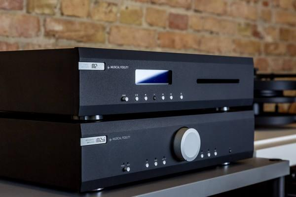 Musical Fidelity M2si M2scd