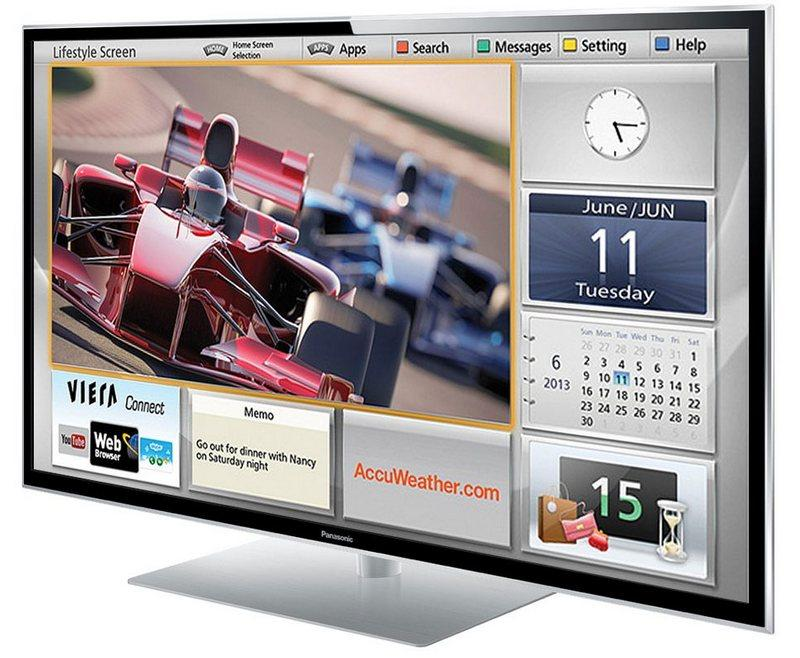 Panasonic TX-P50GT60 smart 3D plazma TV