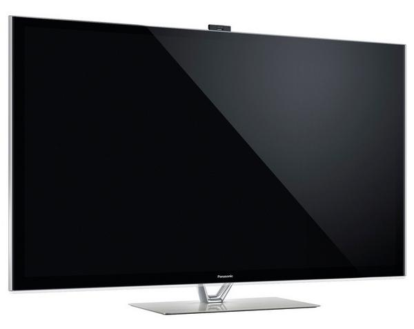 Panasonic VT60 3D plazma TV