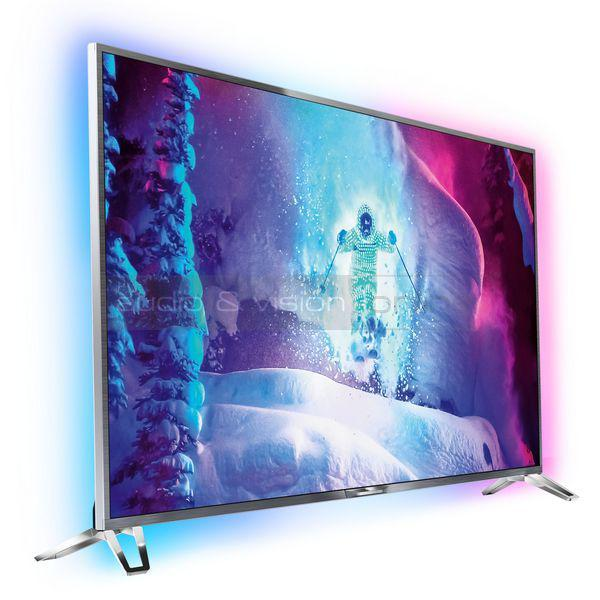 Philips 9800 Andoid Ambilight UHD TV