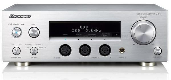 Pioneer U-05 fejhallgató erősítő és DAC 6248ebcd7a