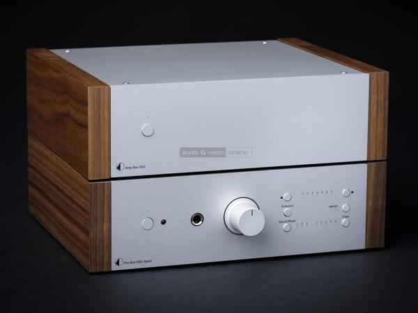 Pro-Ject Pre Box DS2 digital és Amp Box DS2