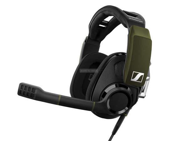 Sennheiser GSP 550 gamer fejhallgató fe96c504f9
