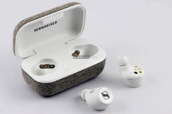 Sennheiser MOMENTUM True Wireless 2 Bluetooth fülhallgató