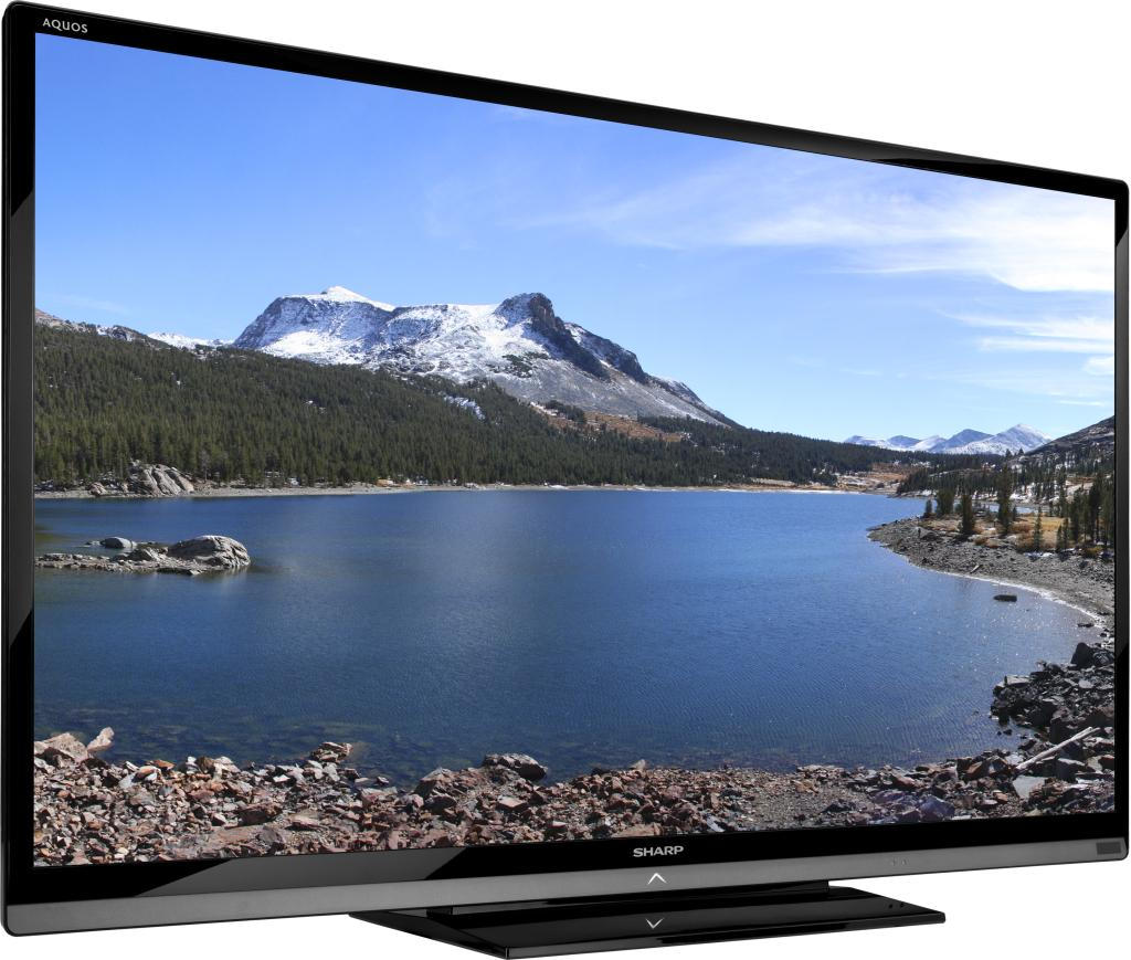 Sharp AQUOS LC-70LE747 3D LED TV