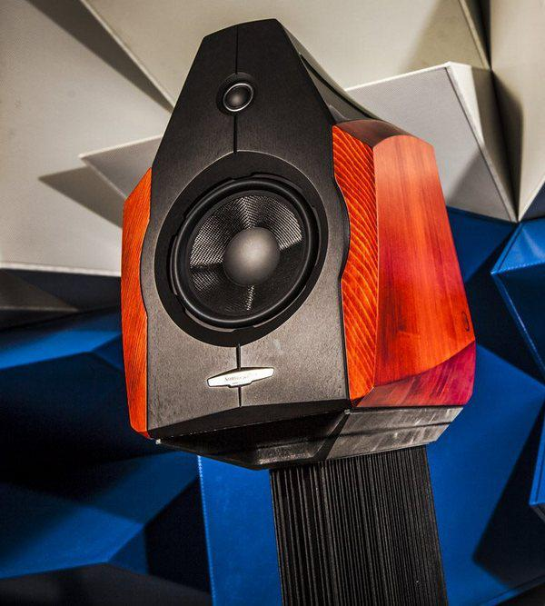 Sonus faber Extrema high end hangfal