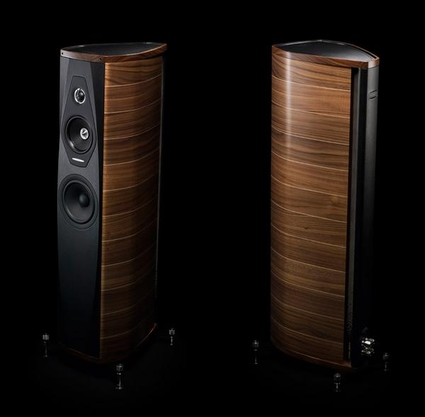 Sonus faber Olympica II high end hangfal