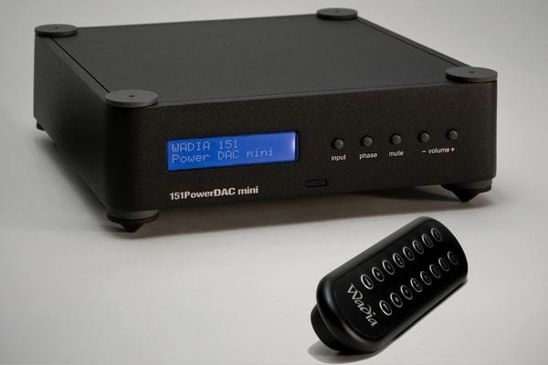 Wadia 150 PowerDAC mini DAC-os sztereó erősítő 465154aa8f