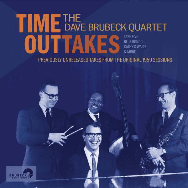 Dave Brubeck Time Outtakes