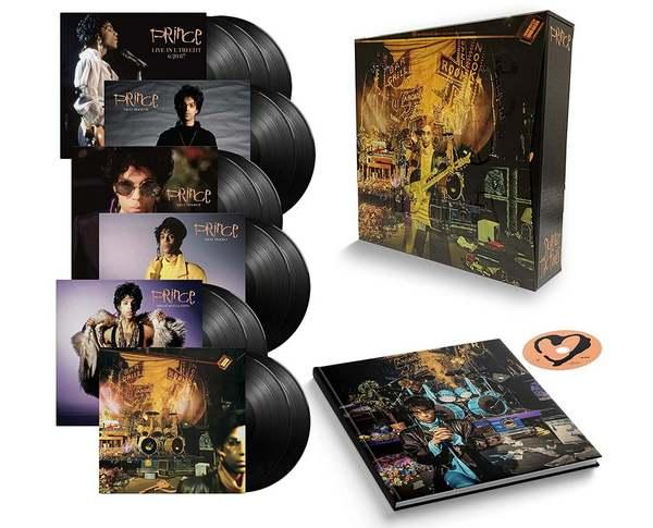 Prince Sign O The Times remastered super deluxe